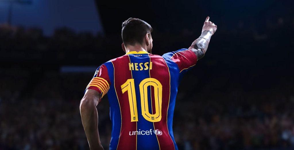 eFootball PES 2021 – Una actualización a un gran precio