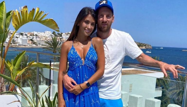 Antonella Roccuzzo: el emotivo encuentro con Messi y otros momentos 'cariñosos' de la pareja