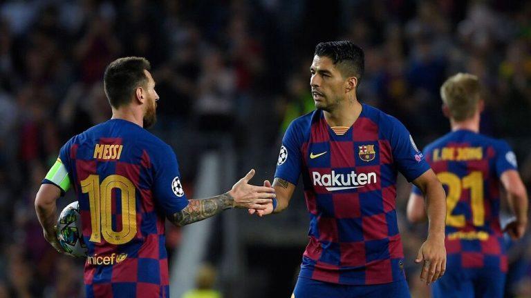 Luis Suárez y Messi podrían reencontrarse en este equipo