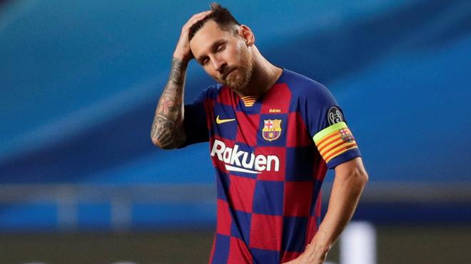 Bronca entre Messi y Koeman: el argentino quiere a este crack