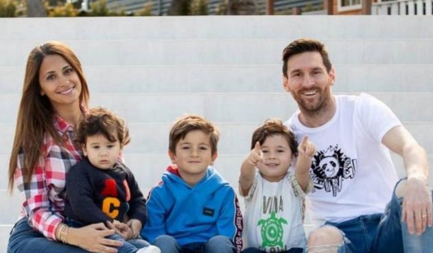 Así de mal lo pasó la familia de Messi tras anunciar su adiós al Barcelona