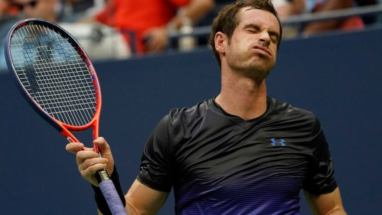 Andy Murray y otros tenistas castigados por las lesiones