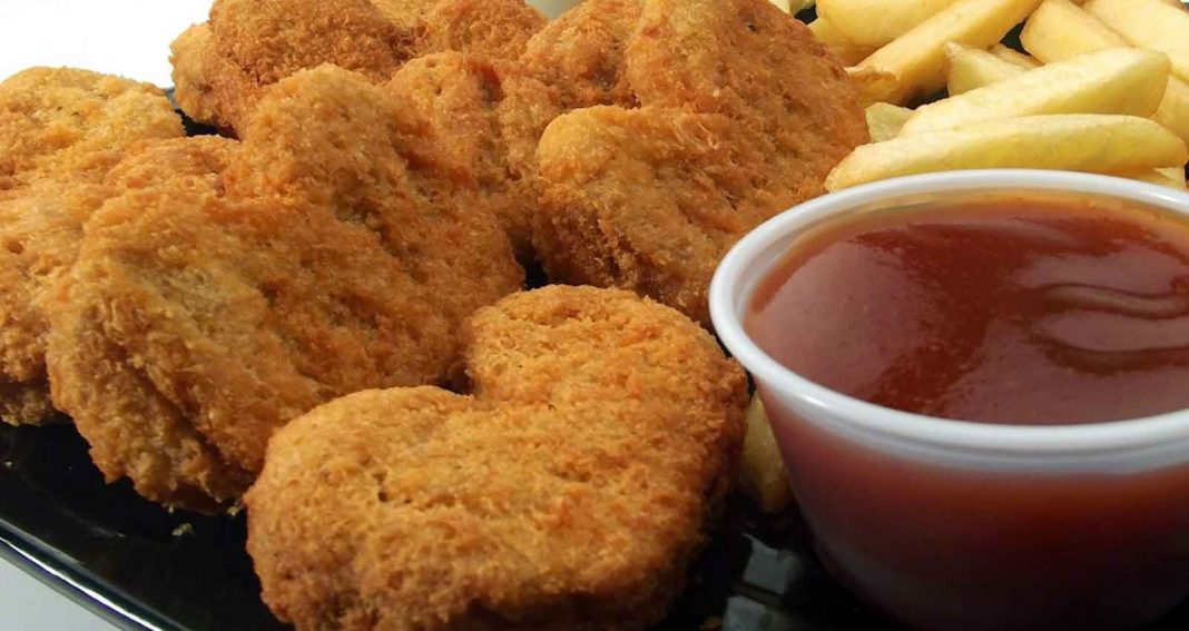 nuggets restaurante comida rapida
