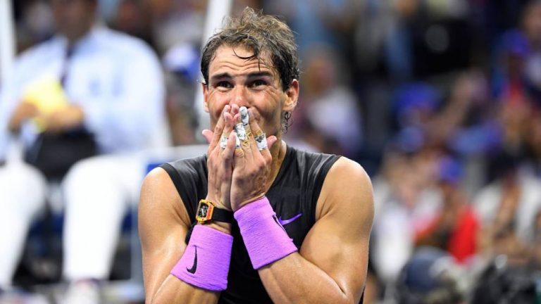 Nadal y otros tenistas sobrados de millones que renuncian a competir