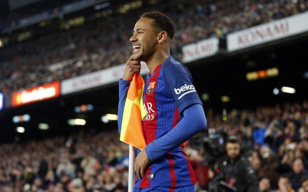 Joan Laporta / Neymar