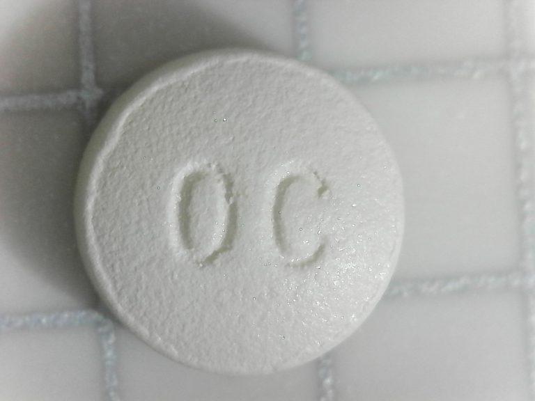 Qué es la oxicodona