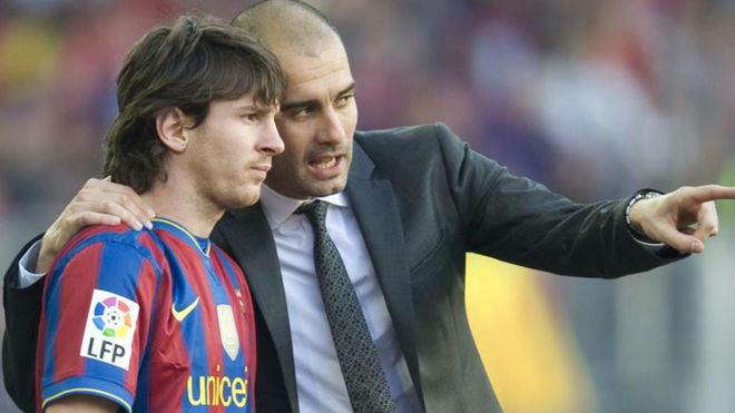Pep Guardiola / Lionel Messi