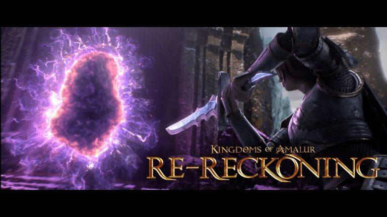 Kingdoms of Amalur: Re-Reckoning – Gran remake ahora en portátil