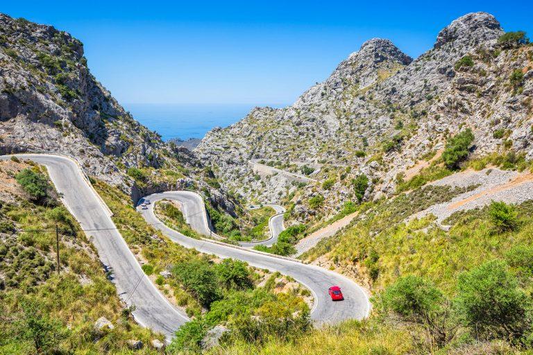 Sa Calobra y otras carreteras que desafían tu pericia al conducir