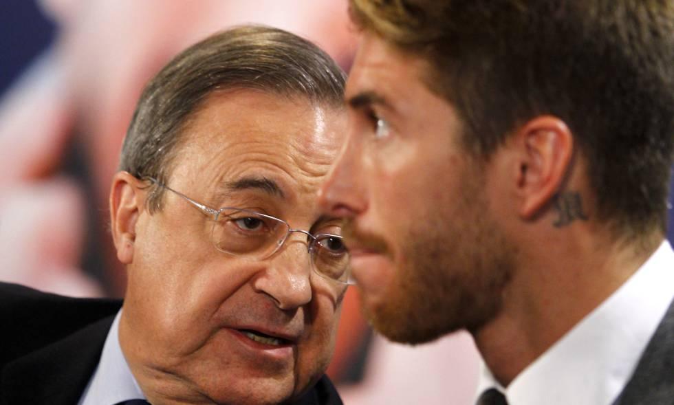 Sergio Ramos / Florentino Pérez