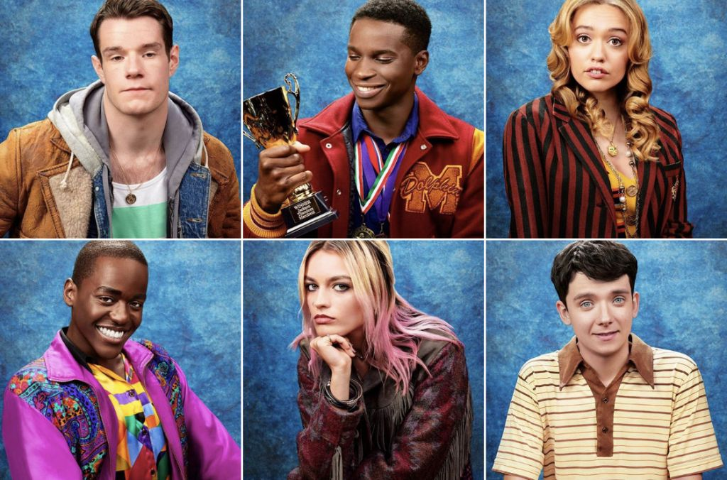 Estos son los nuevos fichajes de la tercera temporada de «Sex Education» en Netflix