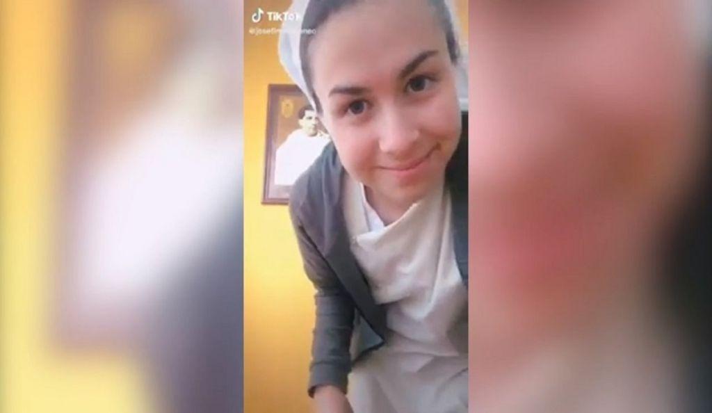 Hermana Josefina y otros perfiles que triunfan en la red tik tok