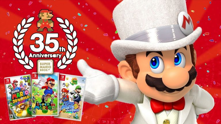 Super Mario 3D All Stars anunciado para Nintendo Switch