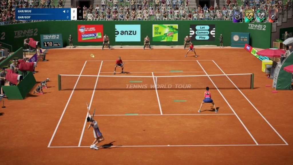Tennis World Tour 2 – Una nueva oportunidad para convencernos