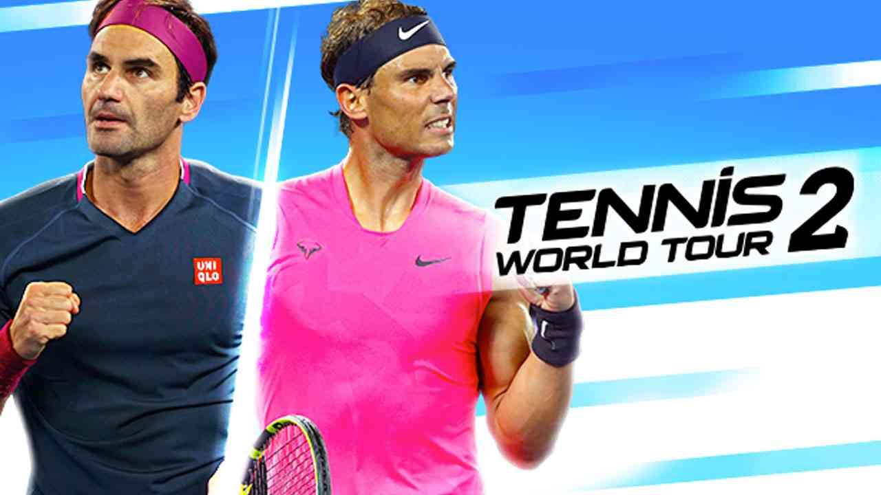Tennis World Tour 2: una nueva oportunidad para convencernos