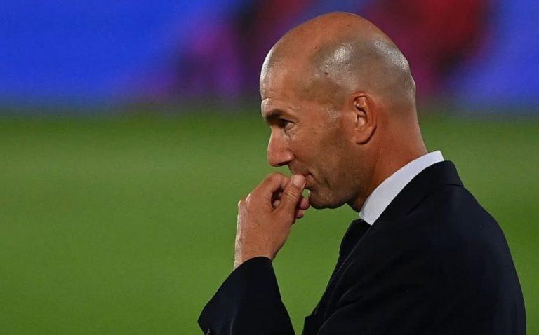 Zidane no se aguanta. No quiere jugadores inútiles