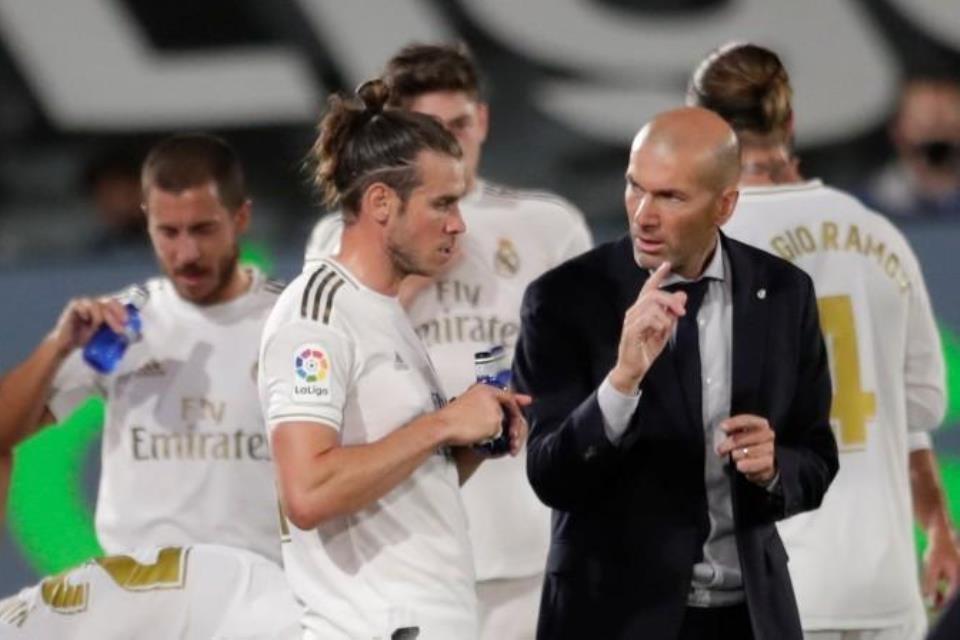 Zidane / Bale