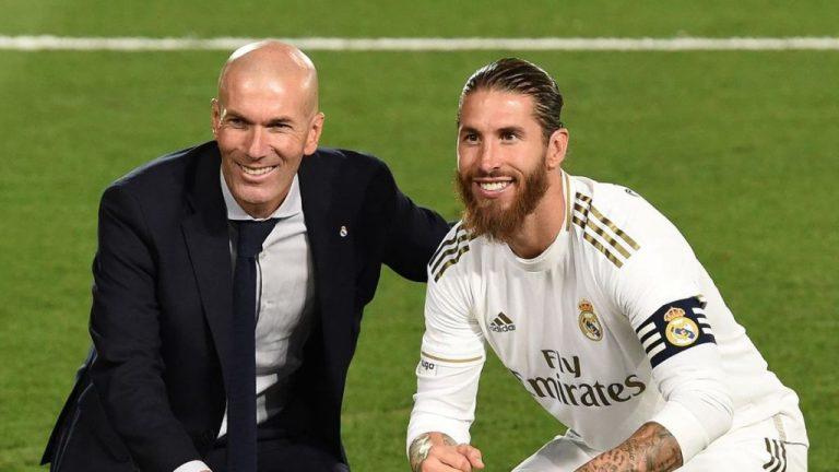 Tres centrales jóvenes que tiene Zidane para olvidar a Sergio Ramos