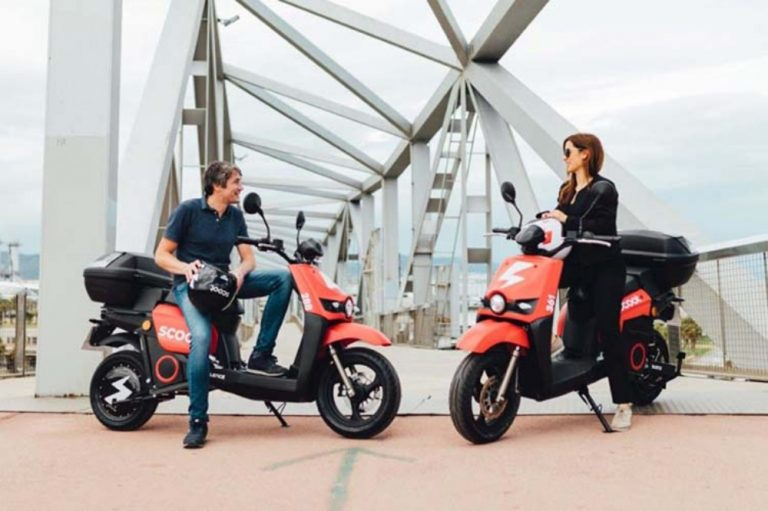 Motosharing en España: todos los detalles que debes conocer