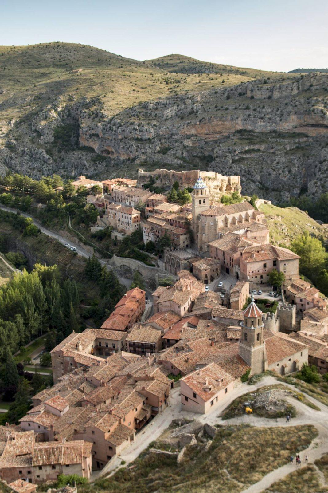 albarracin-pueblo