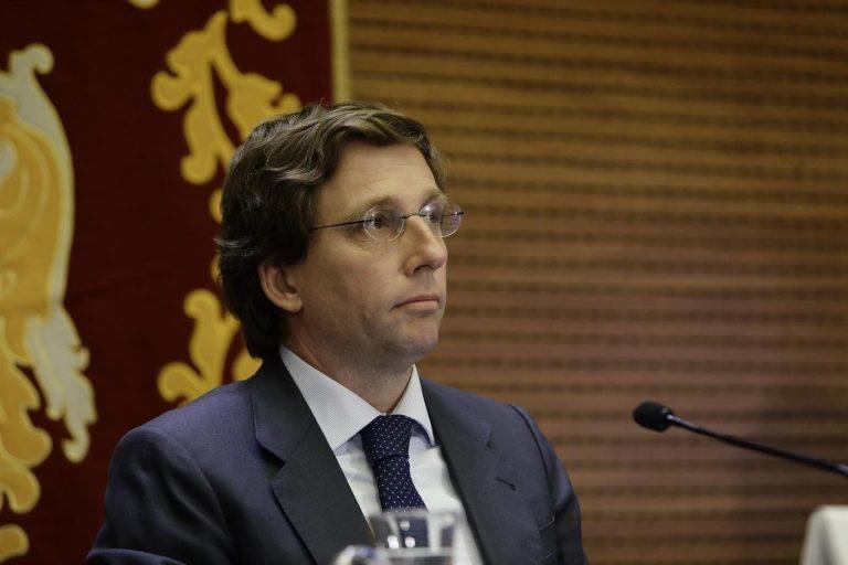 """Almeida cree que Madrid """"está siendo señalada"""" por el Gobierno, """"no maltratada"""""""