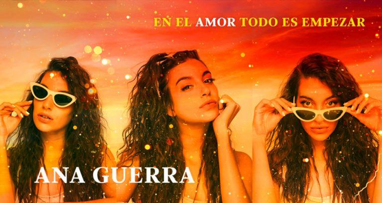 Ana Guerra versiona a Raffaella Carrà con 'En el amor todo es empezar'
