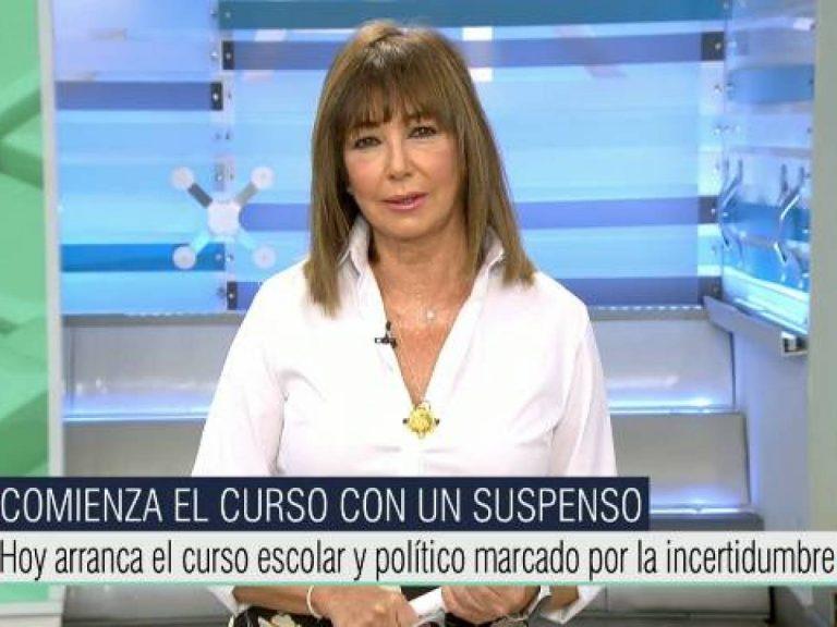 Ana Rosa Quintana revoluciona las redes con su cambio de look