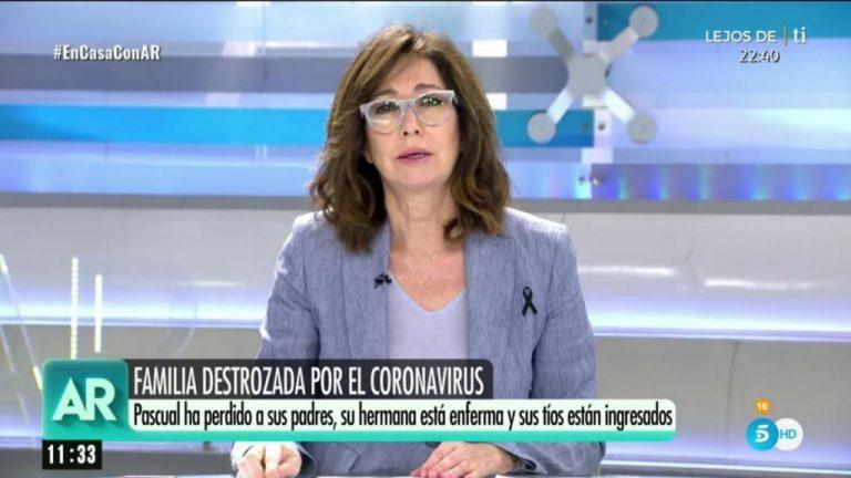 Por qué ningún programa consigue quitarle el liderazgo a Ana Rosa Quintana