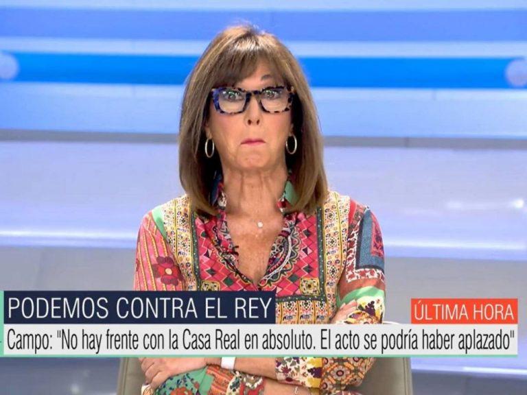 Ana Rosa Quintana: las veces que ha tenido que rectificar en su programa