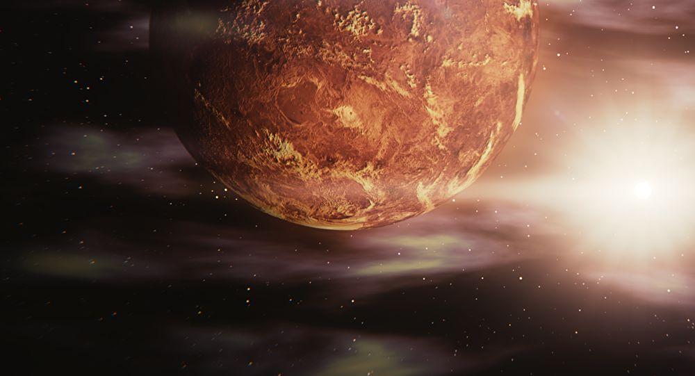 Un asteroide único de dos kilómetros orbita el Sol más cerca que Venus