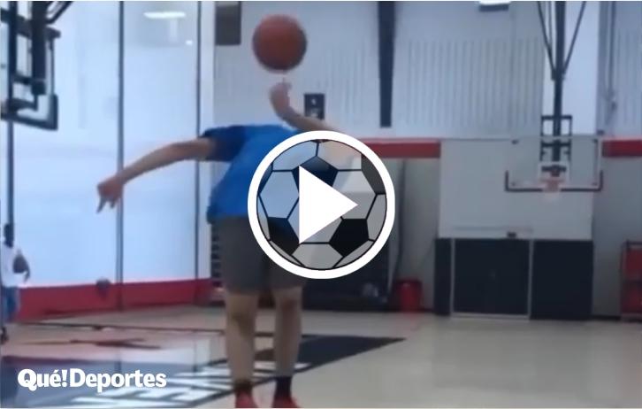 El tiro más imposible en la historia del baloncesto ¡NBA out!