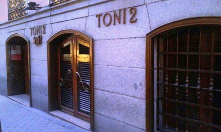 El  Toni2, el famoso piano-bar que reúne a lo más 'canalla' de la noche madrileña