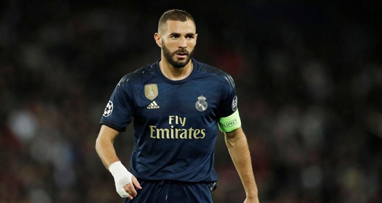 Benzema, Real Madrid garantías