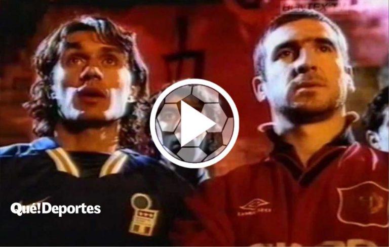 Partido en el infierno, el encuentro que reunió a Cantona, Ronaldo y Figo