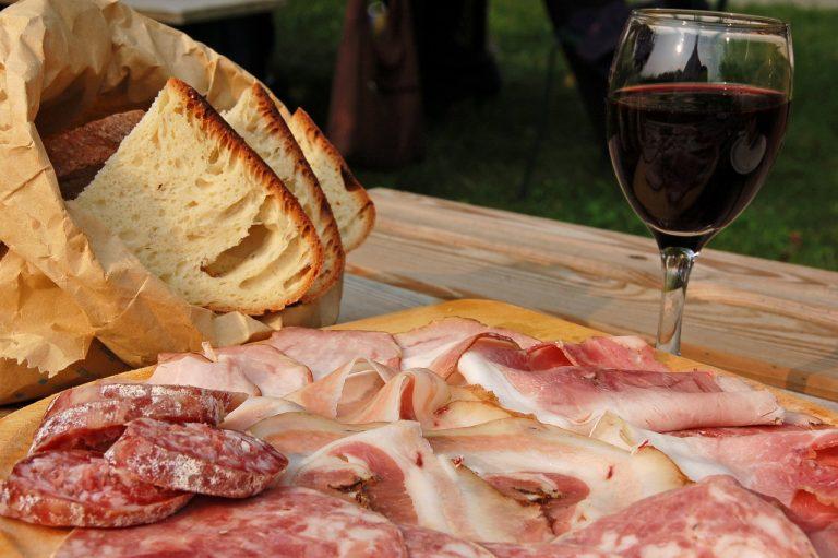 La dieta del jamón y el vino: Cómo adelgazar disfrutando al máximo