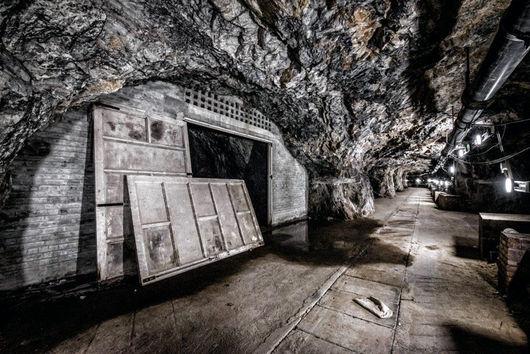 tuneles secretos gibraltar