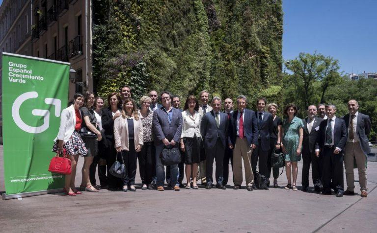 El Grupo Español de Crecimiento Verde echa en falta más ambición fiscal