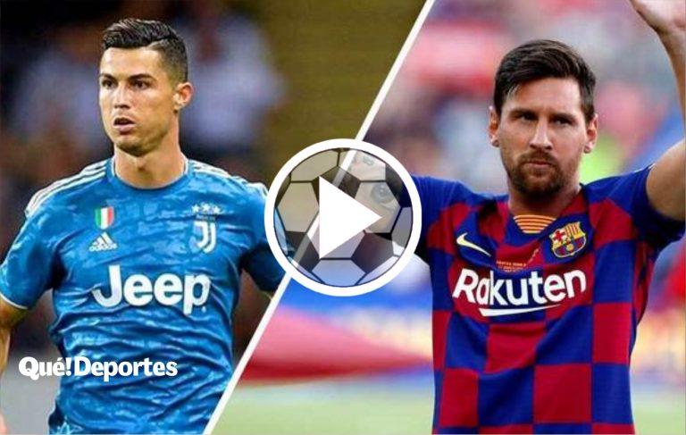 Cuando a Cristiano Ronaldo y Lionel Messi se comportan como humanos
