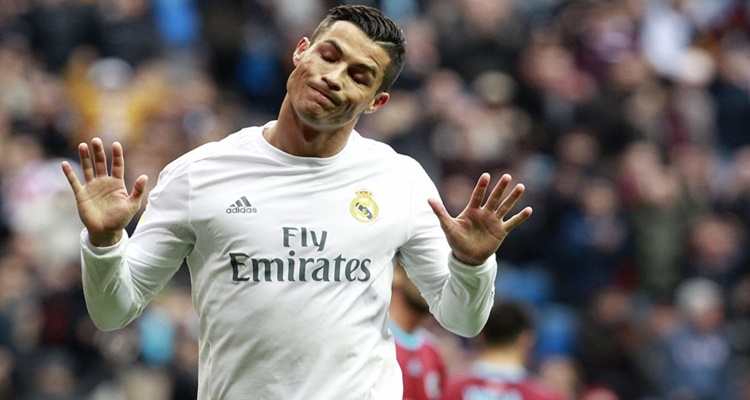 Cristiano Ronaldo nivel primeros