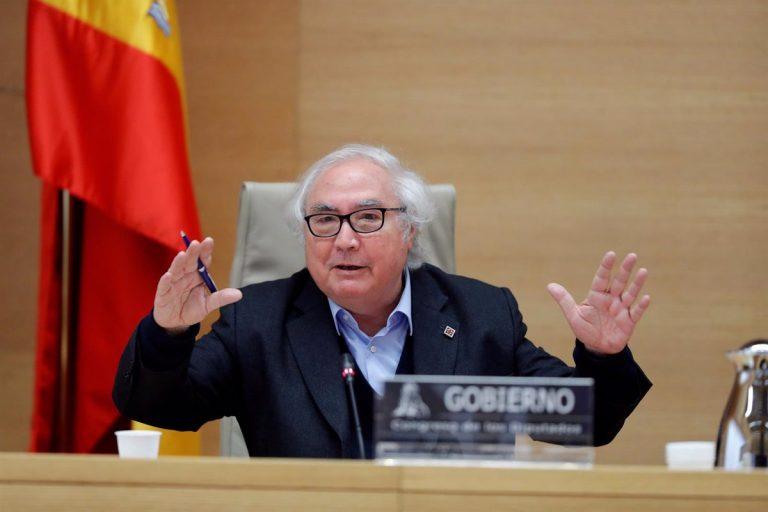 C's denuncia falta de transparencia de Castells y pide cuentas al ministro