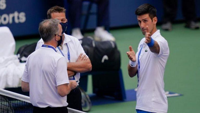 Novak Djokovic y otros deportistas que se volvieron 'locos'