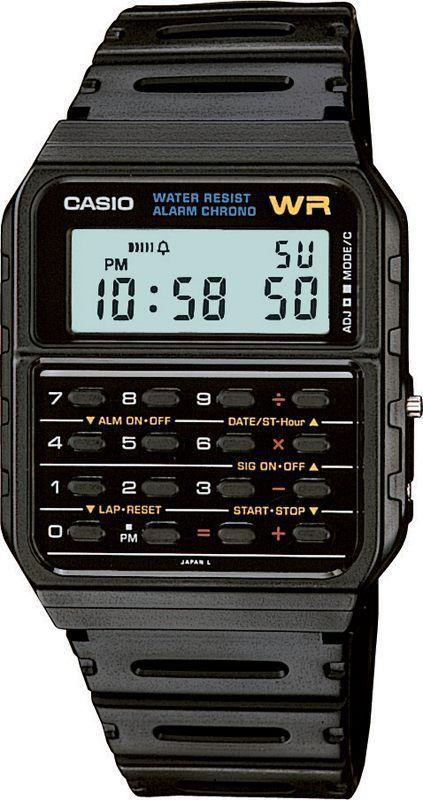 Calculadora con música: Los icónicos relojes Casio que puedes comprar a tus hijos por dos duros