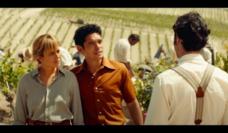 Así es el amor que vivirán Blanca Suárez y Javier Rey en 'El verano que vivimos'
