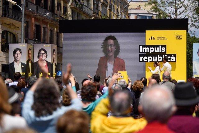 """ERC no apoyará los PGE si se busca el apoyo de partidos con """"políticas neoliberales"""""""