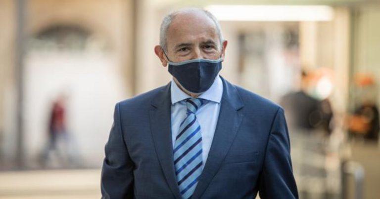 Los consejeros vascos jurarán sus cargos el martes en Ajuria Enea