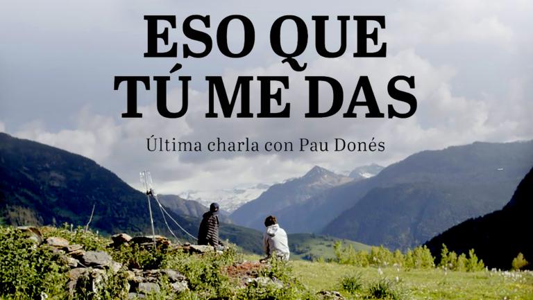 Eso que tú me das: fecha de estreno de documental de Pau Donés, hora y dónde verlo