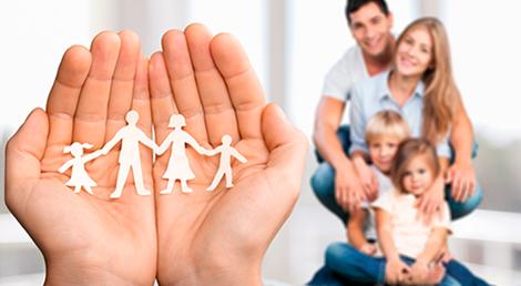 Cómo funcionan las familias de acogida