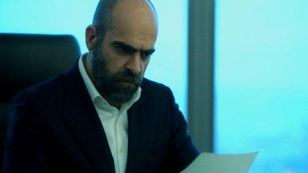 Netflix ya «chantajea» a Luis Tosar en 'Los favoritos de Midas'