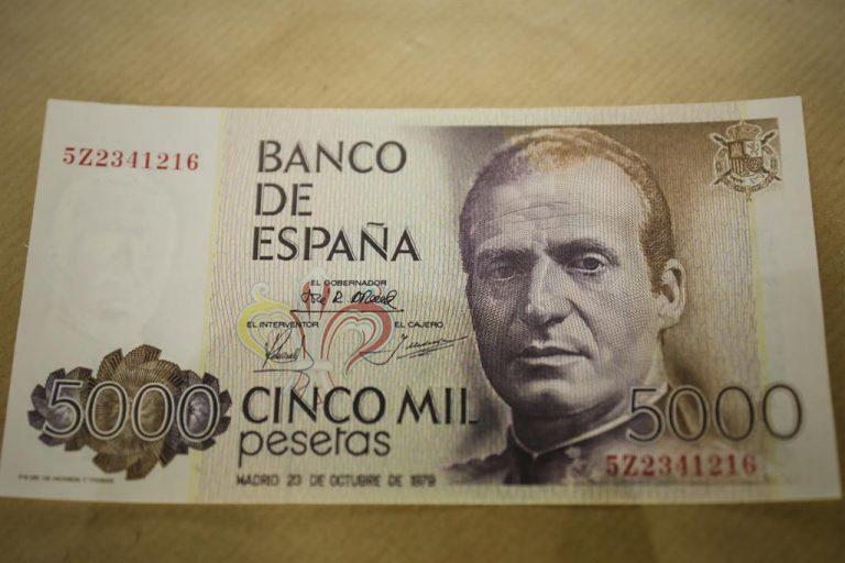 El 31 de diciembre, fecha límite para canjear las pesetas por euros en el Banco de España