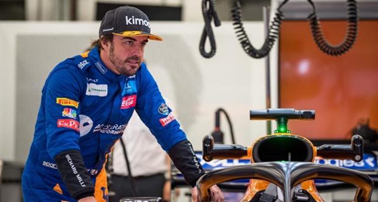 Fernando Alonso puertas cerradas Fórmula 1